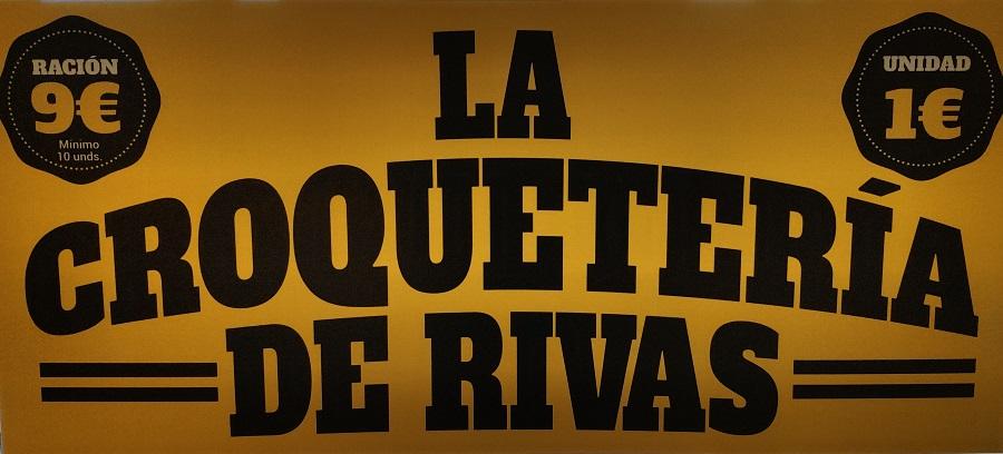 La croquetería de Rivas, Rivas Chicken Croquetas para llevar