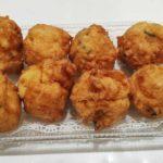 Buñuelos de pollo comida para llevar en rivas chicken