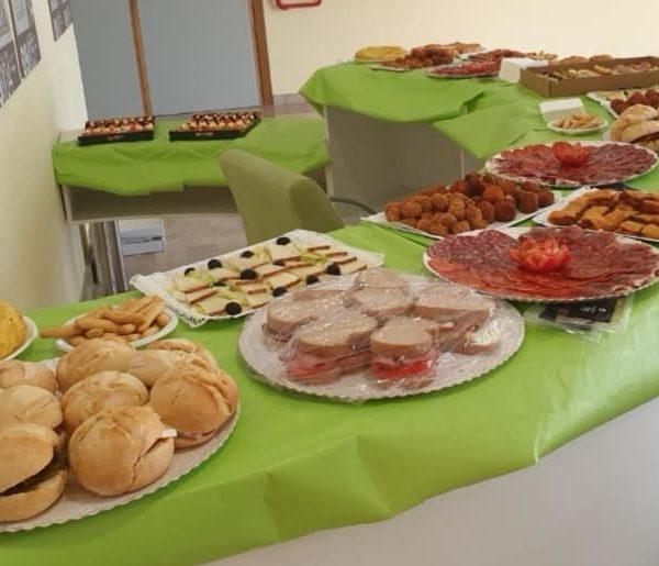 Servicio de catering en Rivas y Arganda para empresas y particulares
