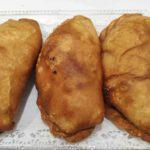 Empanadas de atún comida para llevar en rivas chicken