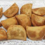 Ración de mini empanadillas comida para llevar en rivas chicken