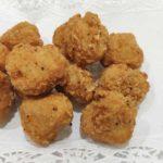 Palomitas de pollo comida para llevar en rivas chicken