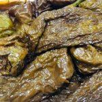 Pimientos verdes fritos comida para llevar en rivas chicken