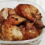 Pollo blanco asado de 1200-1300 ramos comida para llevar en rivas chicken