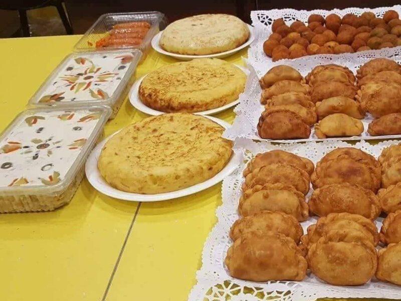 Catering comida para llevar en rivas chichen