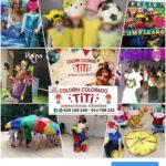 Colorín Colorado Titi Animaciones infantiles y Rivas Chicken con su catering ahora 10% en Julio