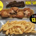 Oferta Noviembre 2020 Rivas Chicken