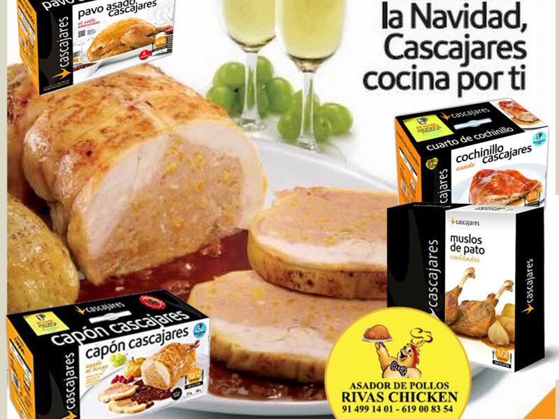 Cascajares en Rivas Chicken Rivas
